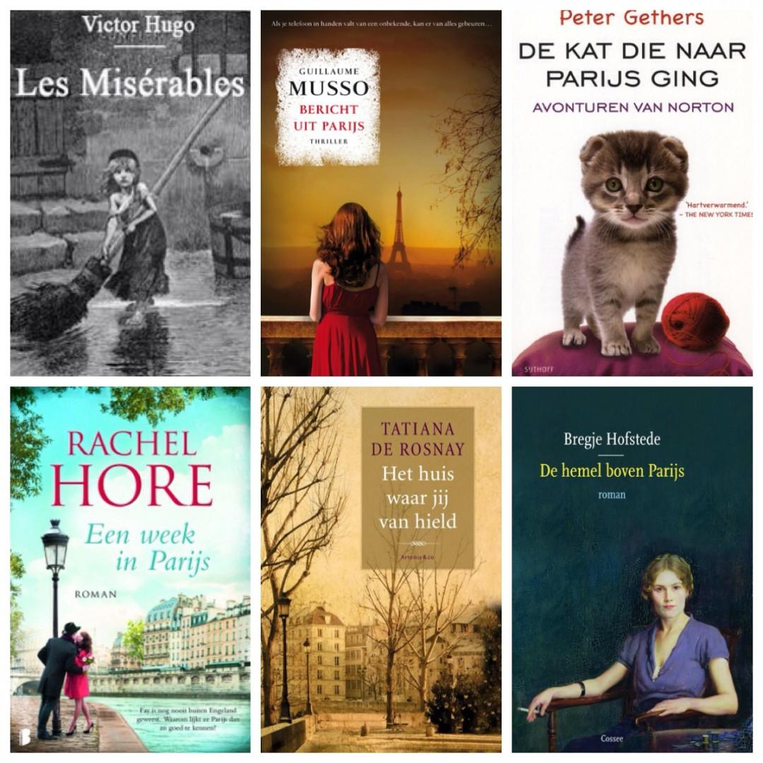 Musso Bericht Uit Parijs.Boeken Die Zich In Parijs Afspelen I Heart Books